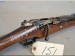 fransız berhier  model tüfek antika