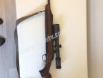 Browning 30:06 yivli av tüfeği