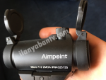 AİMPOİNT MİKRO  T2  2MOA RED DOT