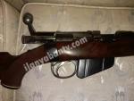 BSA 303 Çap, Bold Action İngiliz Yivli Av Tüfeği