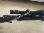 CZ 550 Medium Lux 7 mm Rem. Mag. ve Carl Zeiss Diavary 3-12x56 Işıklı Dürbün