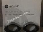 Hawke matchmount medium 30mm/11mm ayak