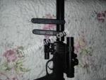 Gamo pt 85 taktikal havalı tabanca